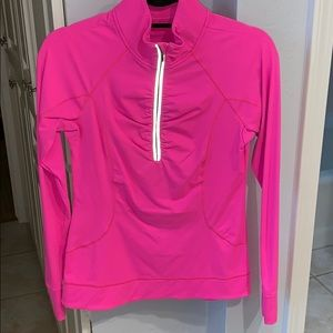 🔵Victoria's Secret 1/4 Zip-up Pullover